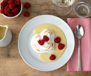 food, dessert, and heart image