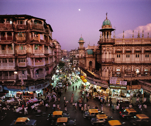 india, city, and photography image