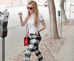 icon, style, and bella thorne image