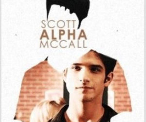 alpha and teen wolf image