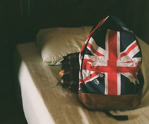 london, england, and bag image