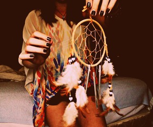 dream catcher, dreamcatcher, and photography image