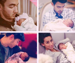 alena, baby, and brothers image