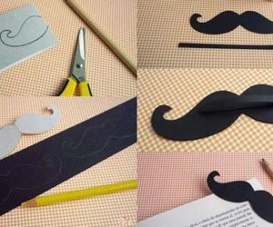 diy, book, and moustache image