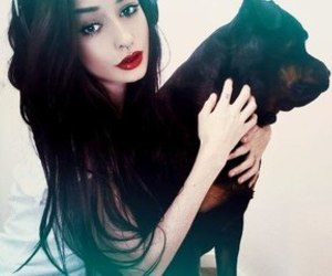 girl and felice fawn image