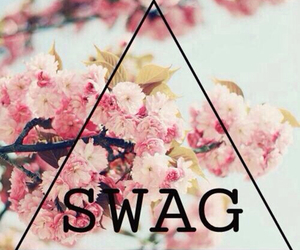 swag and flowers image