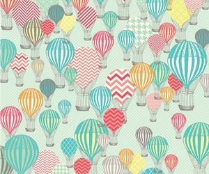 balloon and wallpaper image