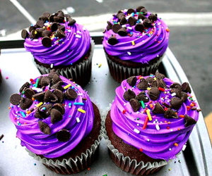 cupcakes, i, and love image