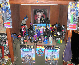 animals, bat, and collectibles image