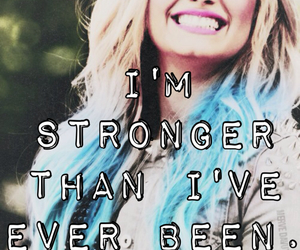 demi lovato, motivational, and song image