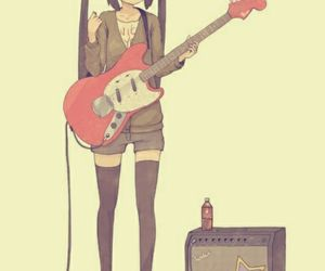 k-on, anime, and cute image
