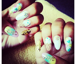 love it, sweet, and nails image