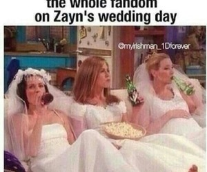 one direction, zayn malik, and wedding image