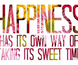 happiness and quote image