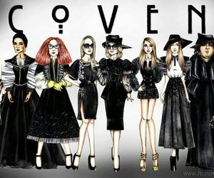 AHH, coven, and ahs image