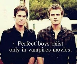 vampire, boy, and tvd image