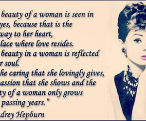audrey hepburn, beautiful, and lovely image
