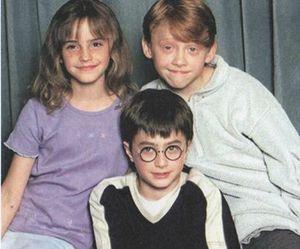 harry potter, emma watson, and daniel radcliffe image