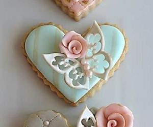 Cookies, decoration, and sweet image