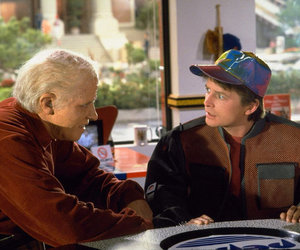 Back to the Future, movie, and 80´s image