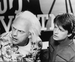 Back to the Future, 80s, and doc image