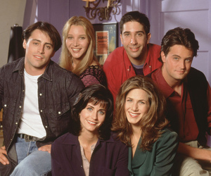 friends and 90s image