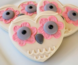 Cookies and owl image