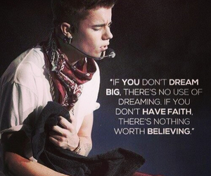 justin bieber, believe, and Dream image