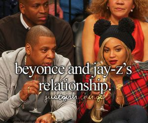 jay-z, just girly things, and beyoncé image