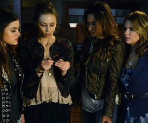 girls, pretty little liars, and pll image