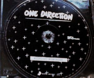 album, cd, and one direction image