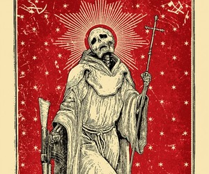 los angeles, santa muerte, and ravi zupa image