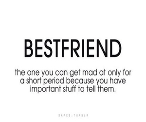 best friends, quote, and true image