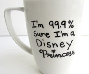 disney, princess, and cup image