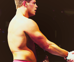 wwe and cody rhodes image