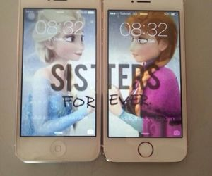 frozen, sisters, and forever image