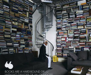 book, karl lagerfeld, and quote image