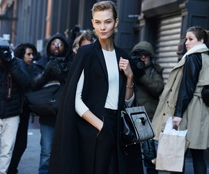 model, fashion, and Karlie Kloss image