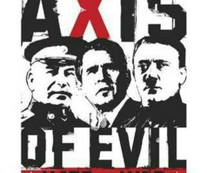evil, mass murder, and fascists image