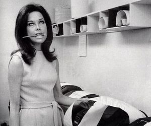 black and white and mary tyler moore image