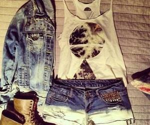 clothes, summer, and cool image