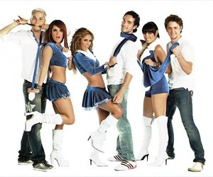 RBD and Anahi image