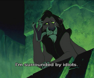 idiot and lion king image