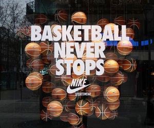 Basketball, nike, and quotes image