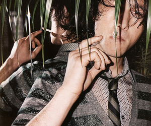 Burberry, dior homme, and hedi slimane image