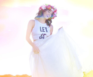 flowers and lali esposito image