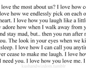 happy, quotes, and inlove image