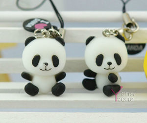 kawaii, panda, and cute image