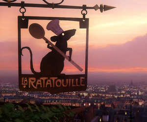 ratatouille, disney, and movie image