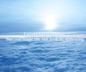clouds, quote, and saying image